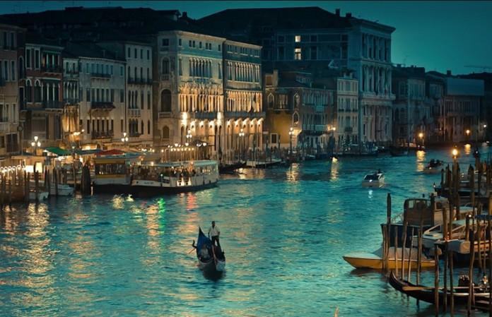 Город Венеция Италия