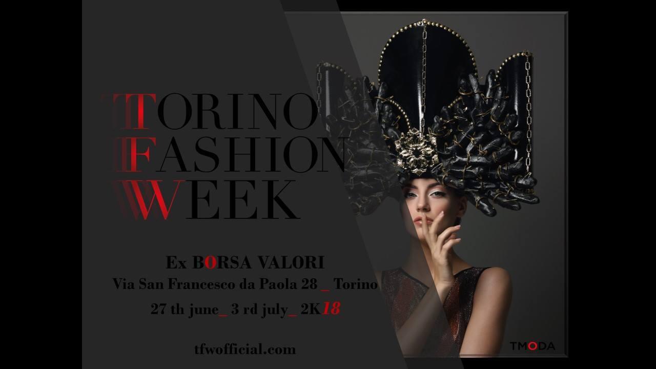 Torino Fashion Week third edition 2018