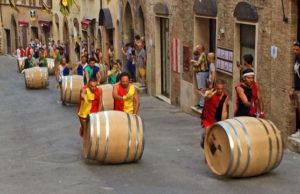 Топ-7 удивительных фестивалей в Италии