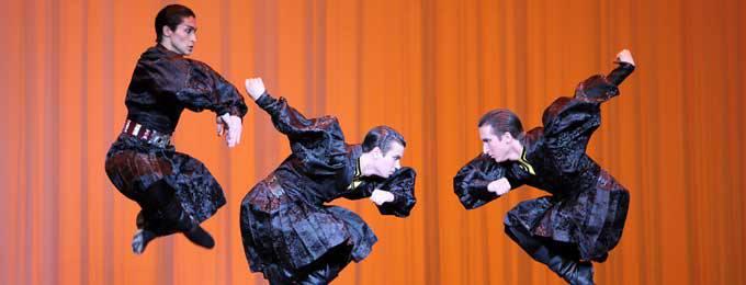 Igor Moiseyev Ballet Torino Italia