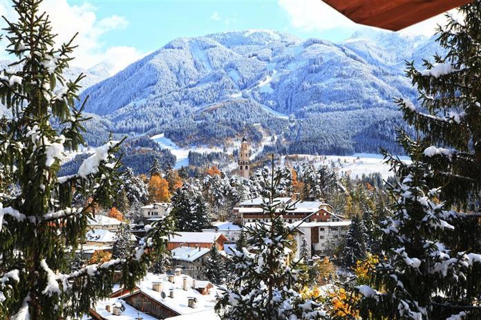 Топ 10 самых красивых горных деревень в Италии