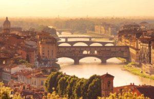 Флоренция всегда будет частым выбором, если кто-то захочет начать поездку в Италию.