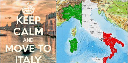 Жить в Италии и видеть настоящую Италию
