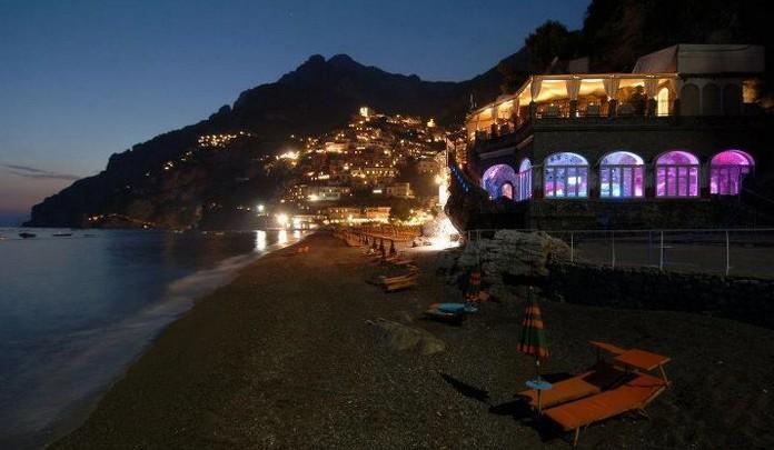 Ресторан Да Фердинандо Позитано Италия Топ 10 пляжные рестораны Италии