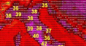 Итальянская жара в Турине