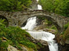 Водопады на севере Италии