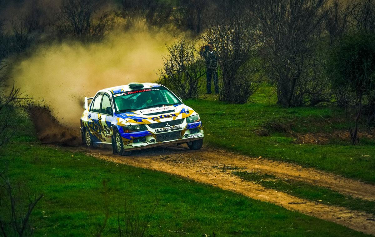 Rally Automobilistico Città di Torino 2018