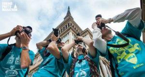 Шестой фотомарафон в городе Турин Италия