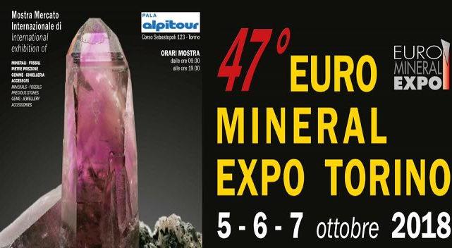 Выставка минералов в Турине - Сказочны стекла
