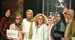 Скромная мода в Италии родилась на неделе моды в Турине