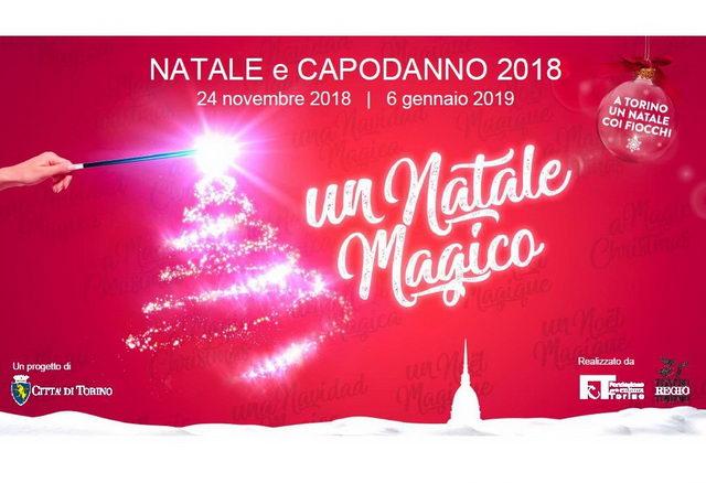Рождество и Новый год в Турине под знаком волшебства