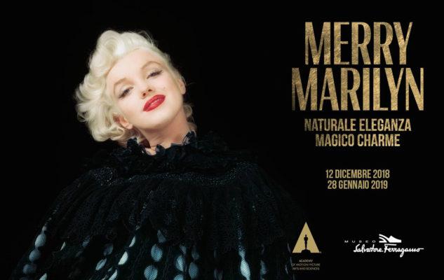 Веселая Мэрилин: дива на выставке в Туринском музее кино