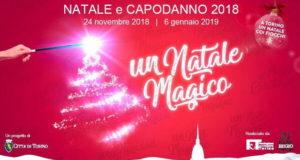 Рождество и Новый год в Турине