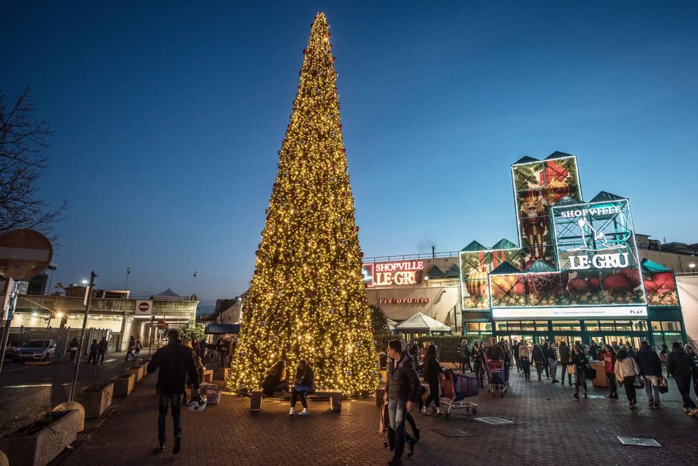 Рождество в Турине Ле Гру