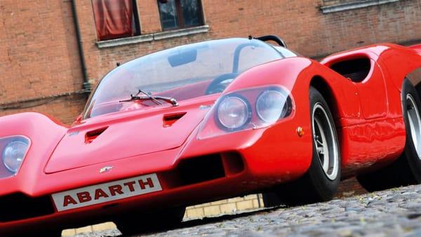 Automotoretrò празднует свое 70-летие в выставочном центре Турина