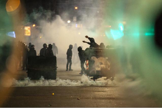 Атака анархистов Турина