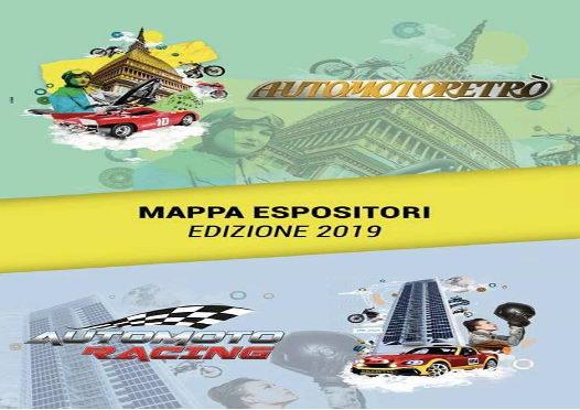 Automotoretro 2019  al Lingotto Fiere Notizie ed Eventi a Torino