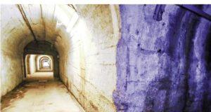 Подземный туннель в Турине