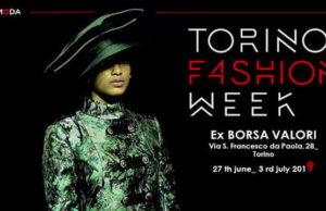 Туринская неделя моды 2019: весь Пьемонт в мире моды Torino Fashion Week
