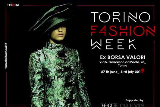 Torino Fashion Week 2019 Туринская неделя моды