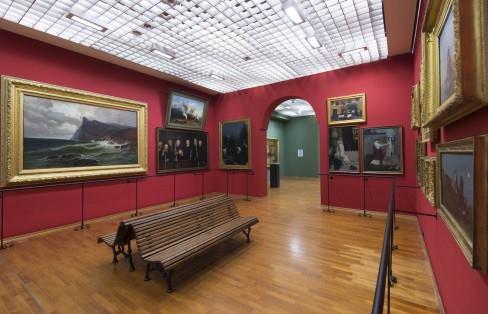 Экскурсия в Турин в музей ГАМ GAM ingresso gratuito visita guidata 5 euro