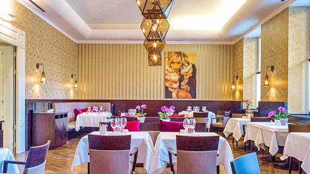 3 самых романтичных ресторана в Турине Les Petites Madeleines