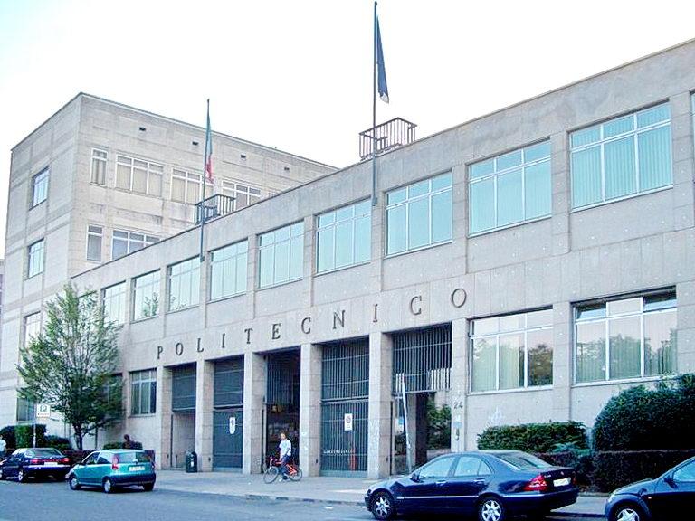 Туринский политехнический университет в рейтинге лучших в мире