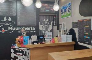Гамбургеры в Турине