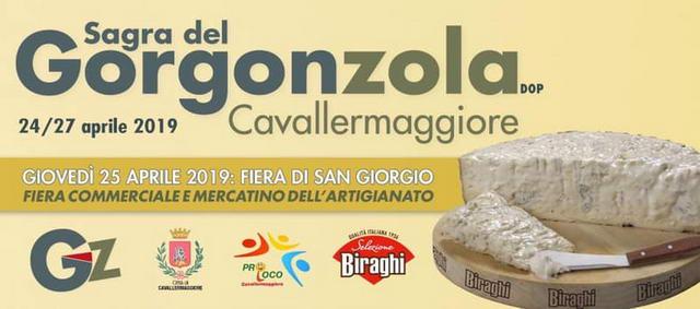 IV Sagra del Gorgonzola - Cavallermaggiore (CN)