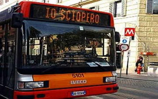 Забастовка Турин 8 марта