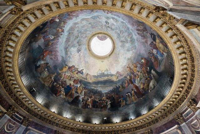 В Турине после реконструкции открылась замечательная церковь Святой Троицы События Турина март 2019 года