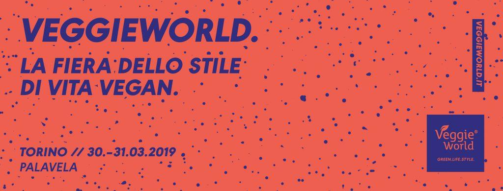 Мировая веганская выставка в Турине