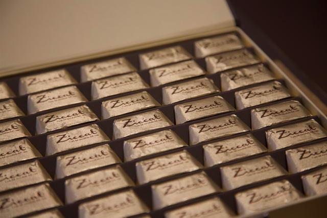 Ziccat классический шоколад из шоколадных фабрик Турина
