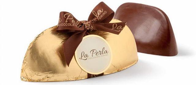 La Perla di Torino оригинальный итальянский шоколад, фабрики Турина