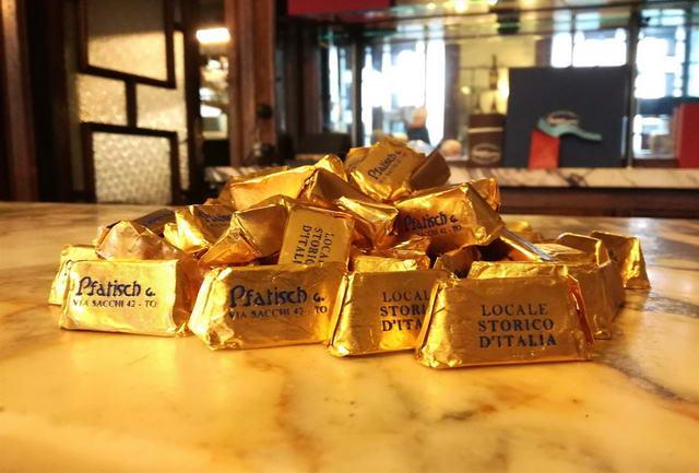 Баварский шоколад в Турине
