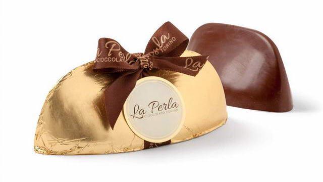 4 шоколадные фабрики в Турине производящие конфеты Gianduiotto