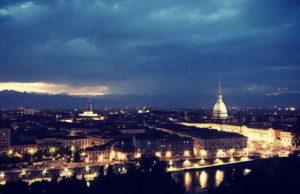 Турин город с двумя душами