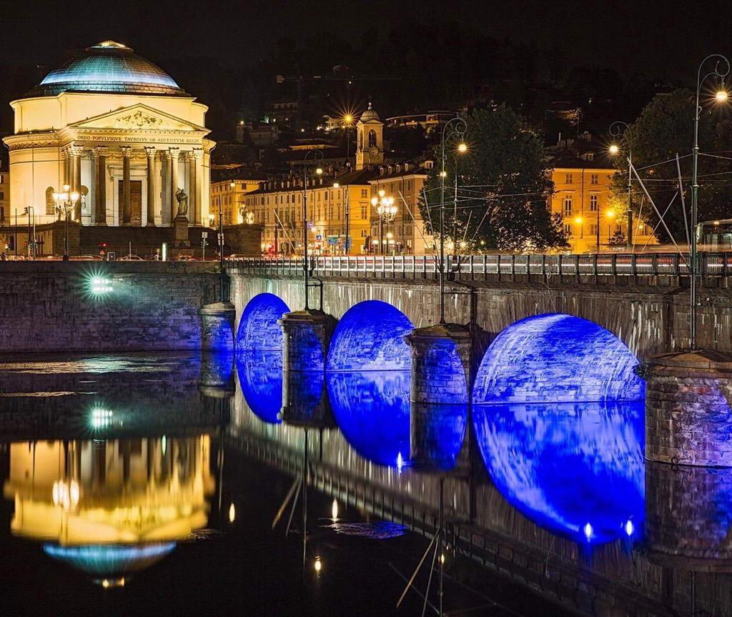 Турин город с двумя душами Град Мадре церковь