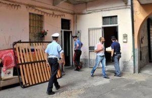 Выселение из квартиры в Италии