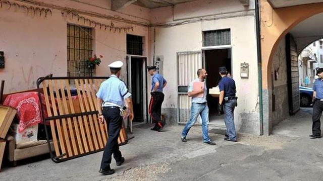 Принудительное выселение из квартиры в Италии