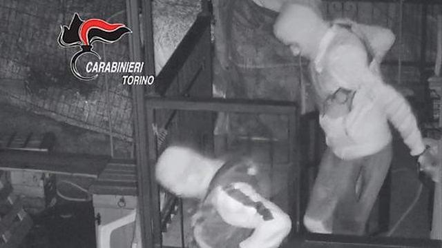 Воры в Турине следят за богатыми и обворовывают их дома