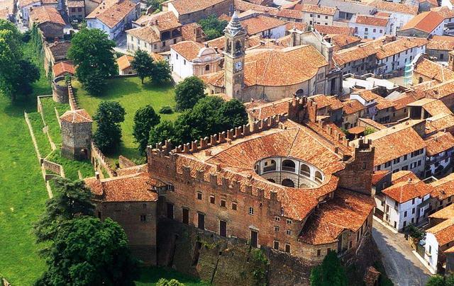 Исторические резиденции Пьемонта: необычное и бесплатное открытие на один день