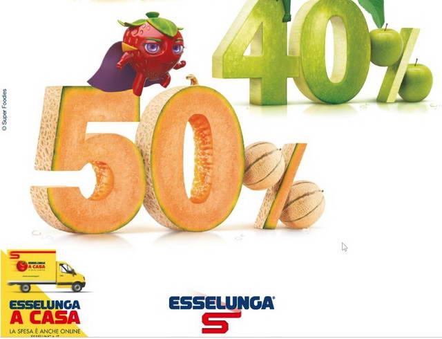 Супермаркет Esselunga в Турине продолжает радовать своими качественными продуктами и скидками