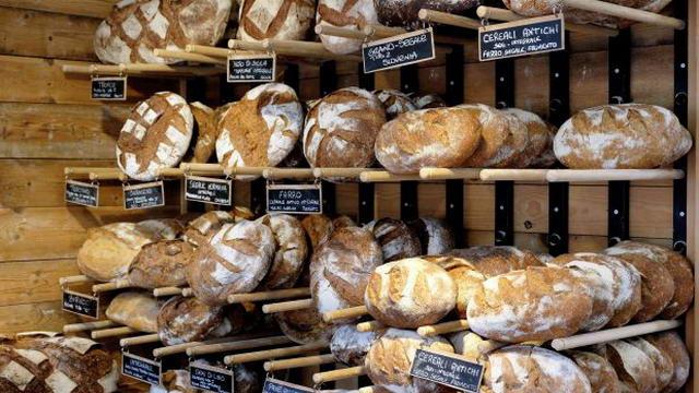 Хлеб в Турине Инспекторы оценивали различные критерии