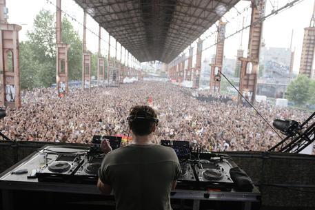 Музыкальный фестиваль в Турине Каппа
