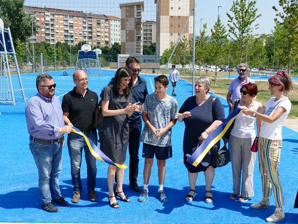 В Турине открылся новый парк мэр Турина
