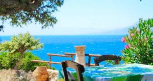 Forbes выделил два итальянских ресторана в Италии побережье Лигурии.