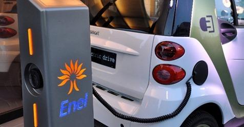 385 колонок для подзарядки электромобилей установлены в Турине