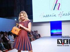 Torino Fashion Week 2019 Hussain Harba
