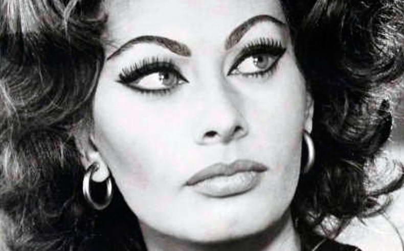 Софи Лорен Самые красивые итальянки в истории